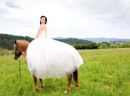 Annalisa a Cavallo