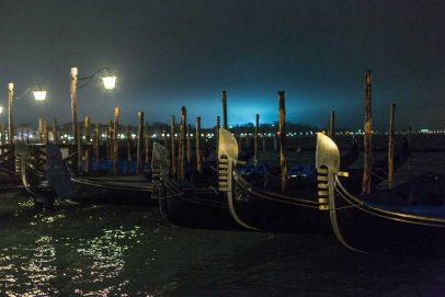 Gondole by Night